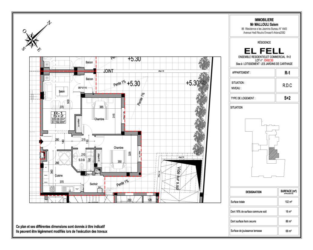 plan s+2 el fell